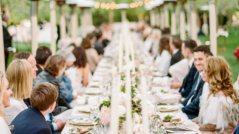 The keys to choosing the perfect wedding menu