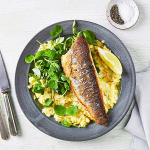Recipe for sea bream