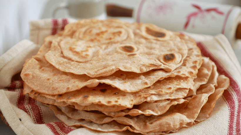 Delicious and tasty Whole Wheat Tortillas Recipe